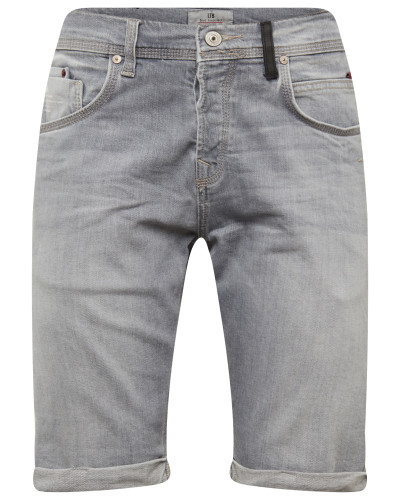 Jeans 'corvin' grey denim