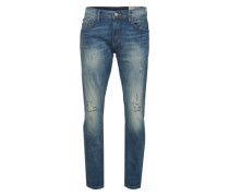 Jeans 'aedan' blue denim