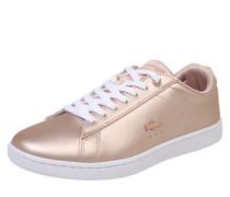 Sneaker 'Carnaby' gold / rosé