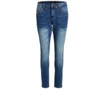 Anti-Passform-Jeans blau