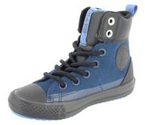 Sneaker Ctas Asphalt Boot Leder blau