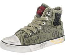 Kinder Sneakers grün