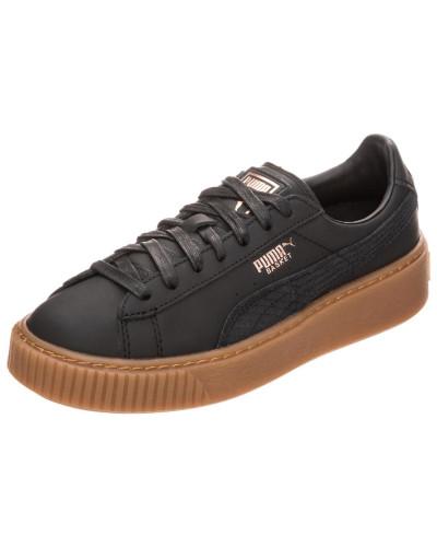 Puma Damen  Basket Platform Euphoria Gum  Sneaker Damen Footlocker  Abbildungen Günstig Online Rabatt Beste 3f282a5190