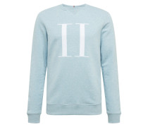 Sweatshirt 'Encore Light' hellblau