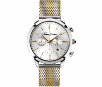 Chronograph 'rebel Spirit Chrono Wa0286-282-201' gold / silber