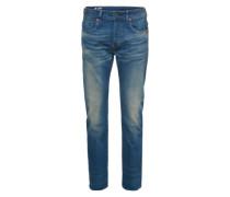 Jeans 'Revend Straight' blau