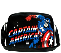 """Tasche """"Captain America"""" schwarz"""