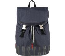 'El Paso Ace' Rucksack blau / dunkelblau