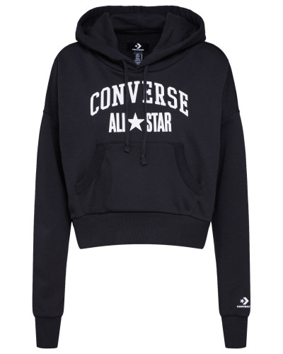Sweatshirt 'All Star' schwarz / weiß