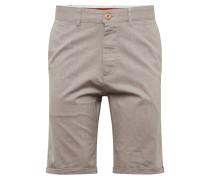 Shorts 'Golfer Chambray' hellgrau