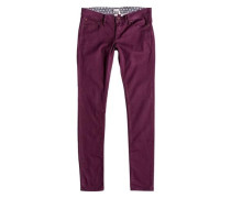 »Suntrippers Colors« Skinny Fit jean lila