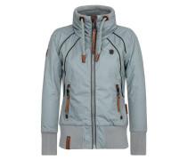 Jacket rauchblau