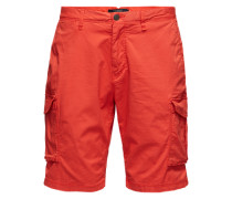 Shorts 'Garment dyed Cargo' rot
