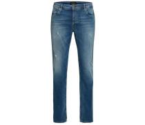 Slim Fit Jeans Jjitim Jjoriginal JOS 704 Noos blue denim