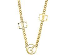 Damen Halskette Metall Gold 'ubn90802' gold