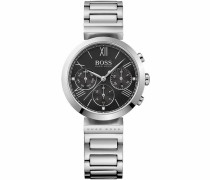 Multifunktionsuhr »Classic Women Sport 1502398« silber