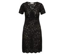 Kleid 'Dress ss' schwarz