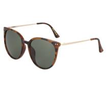 Sonnenbrille 'Blanche' braun