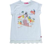 T-Shirt Katink für Mädchen blau / türkis / gelb / grün / rot / schwarz / weiß