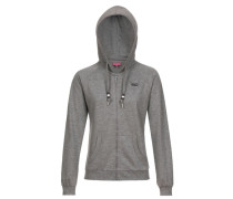 Trainingsjacke Britta Hoody-Jacket 14346 grau