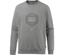 'access Crew' Sweatshirt grau