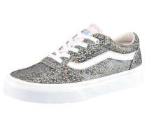 Sneaker 'MY Milton' mischfarben / silber / weiß