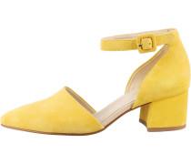 Mya Klassische Pumps gelb