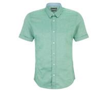 Regular: Oxford-Hemd grün