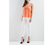 Feminines Trägertop 'vinida' orange