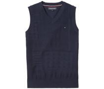 Pullover 'VN Vest' navy