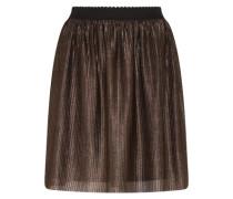 Mini-Skirt' Viginette' schwarz
