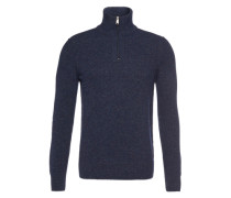Pullover 'troyer' blau
