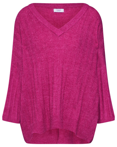 Pullover 'Seven' pink