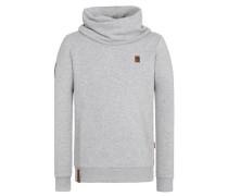 Male Sweatshirt graumeliert