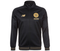 Celtic Glasgow Elite Softshelljacke Herren gold / schwarz