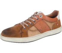 Sneaker »Andre« braun / cognac
