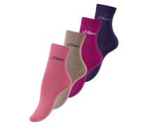 Socken (4 Paar)