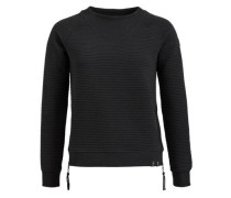 Sweatshirt 'dilara' schwarz