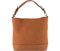 Hobo Bag 'Pcjustine' cognac