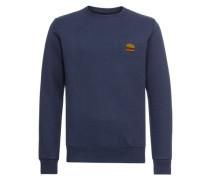 Sweatshirt 'bur' navy