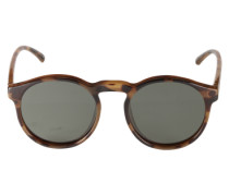 Sonnenbrille 'Cubanos' braun