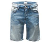 Jeans-Shorts 'onsLOOM' rauchblau