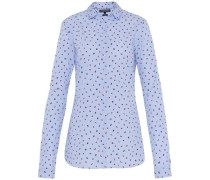 Bluse »Aurora Heritage Shirt LS W2« hellblau