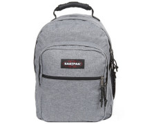 Rucksack 'Campus Egghead' grey denim