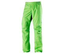 Drop II Regenhose grau / grün