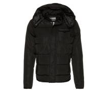Winterjacke 'lamiba Coat' schwarz