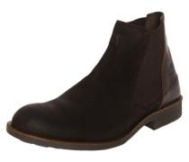 Chelsea Boots 'Check 13' mokka