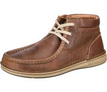 Pasadena Freizeit Schuhe weit braun