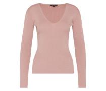 Pullover mit Lurexfäden 'cava' pink