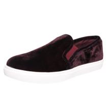 Slip-on Sneaker 'EcentricV' rot